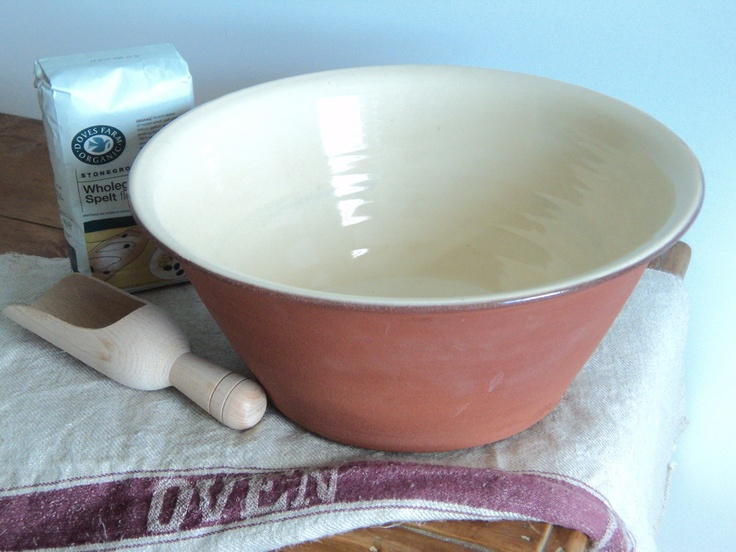 Pancheon - Pendeen Pottery from Pendeen, West Cornwall