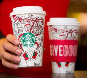 Starbucks: Buy 1 Get 1 FREE Holiday Drinks November 9-13 on http://hunt4freebies.com/coupons