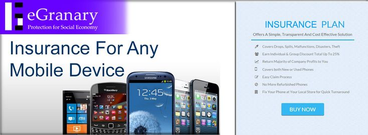 Mobile insurance is very very important as people realize when they have to pay huge bills for screen damage, repairing or loss / theft of their Mobile.Thus, visit eGranary to protect your smartphone from such incident at affordable prices. For more details about our insurance plans visit at www.egranary.net or e-mail us at support@egranary.net