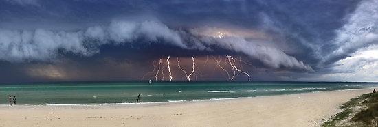Storm Front - Port Philip Bay