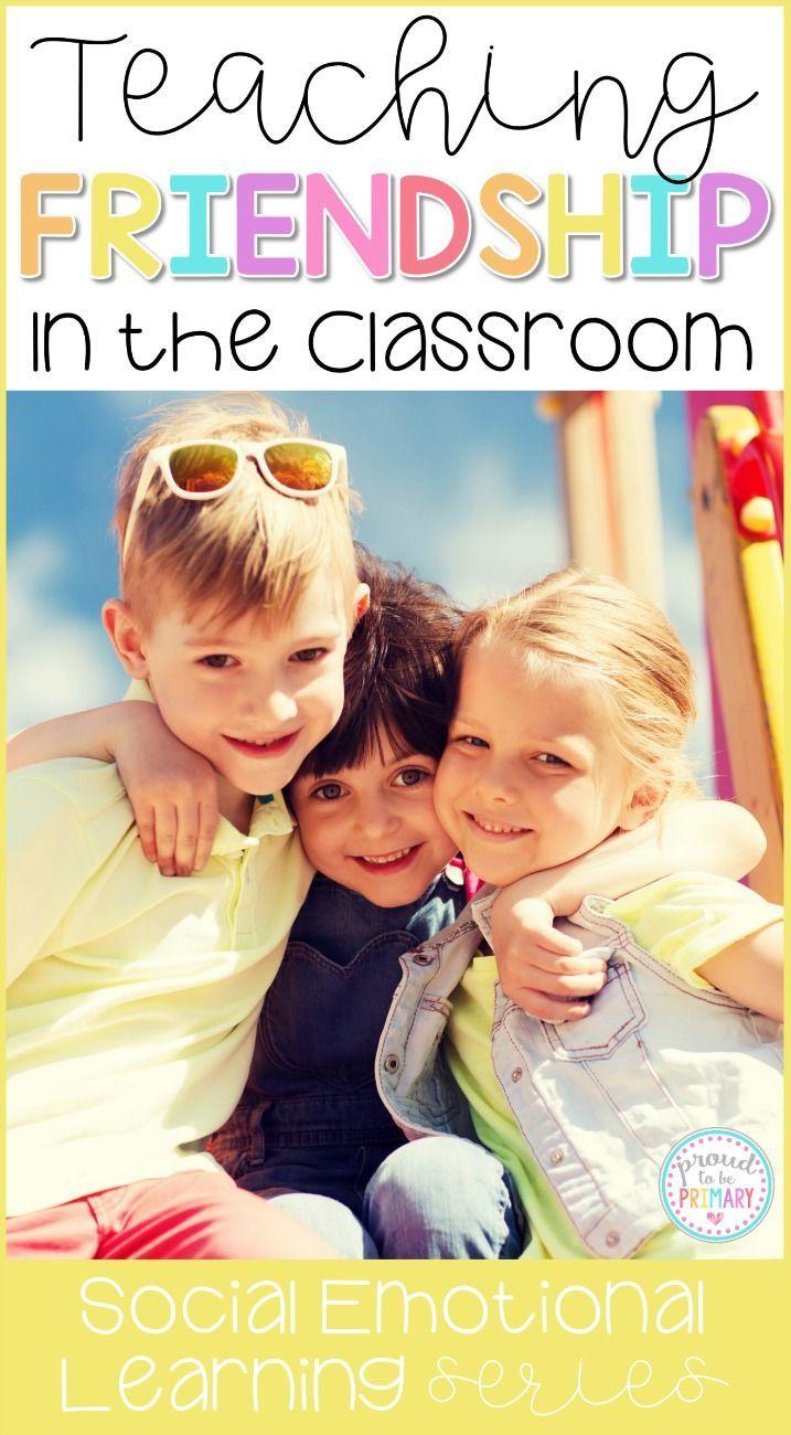 Building Classroom Relationships