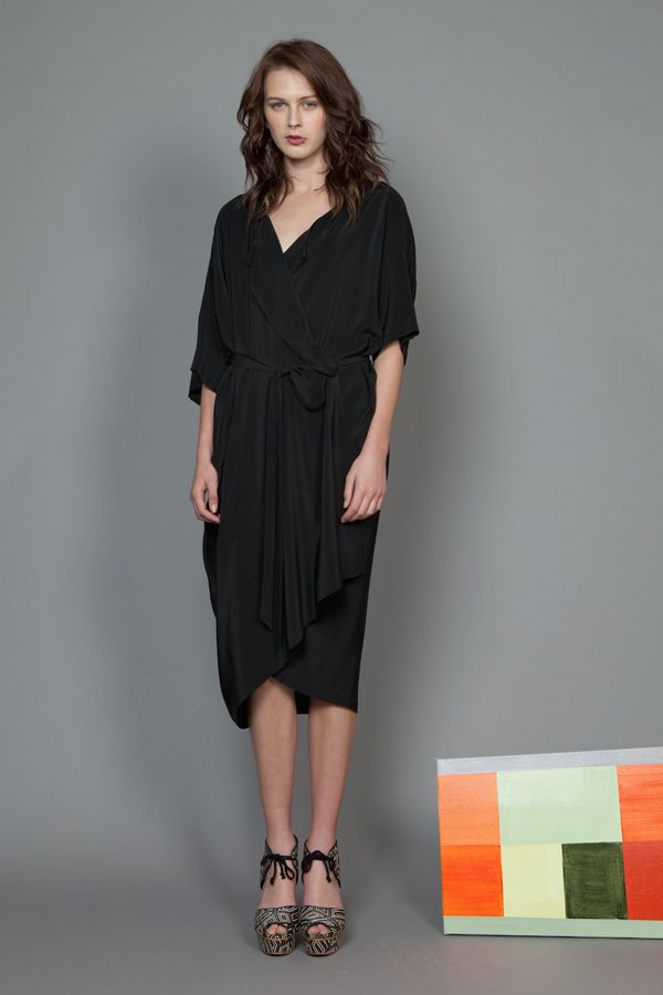 Turncoat Dress