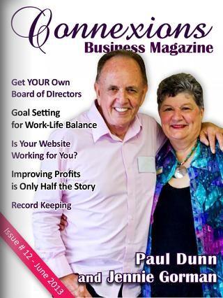 Connexions Business Magazine by @Connexions Unlimited.com.au