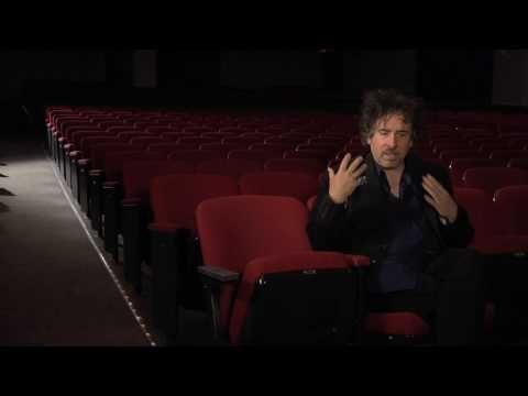 Behind the Scenes: Tim Burton at MoMA