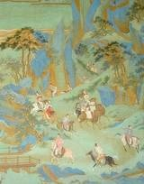 """The """"Mandate of Heaven"""" is an ancient Chinese philosophical concept, which originated during the Zhou Dynasty (1046-256 BCE). The Mandate determines whether an emperor of China is sufficiently virtuous to rule; if he does not fulfill his obligations as emperor, then he loses the Mandate and thus the right to be emperor."""