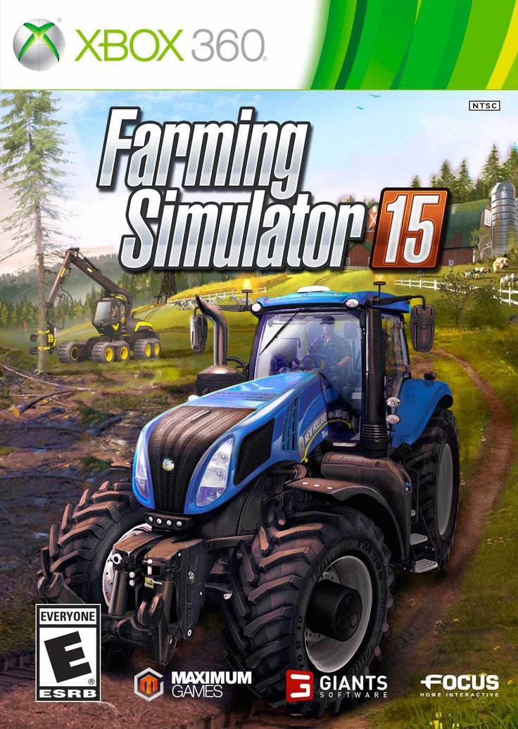 Amazon.com: Farming Simulator 15 - Xbox 360: Video Games