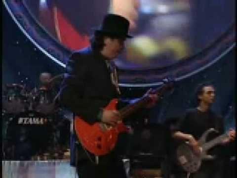 Santana and Rob Thomas - Supernatural-Smooth.