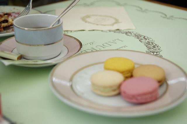 Maison Laduree Tea Room