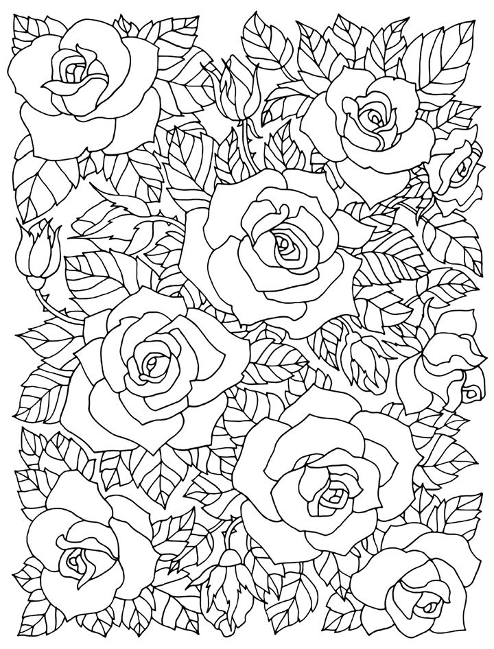 413 Best Coloring Pages To Print