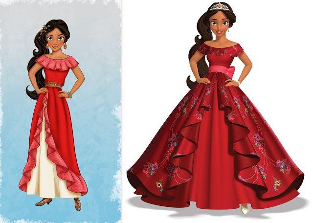 Elena de Avalor - A Nova Princesa da Disney - Debora Montes Blog