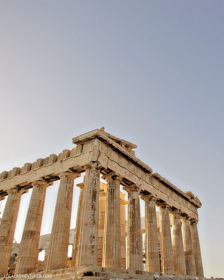 Greek Architecture Parthenon best 20+ greek parthenon ideas on pinterest | parthenon