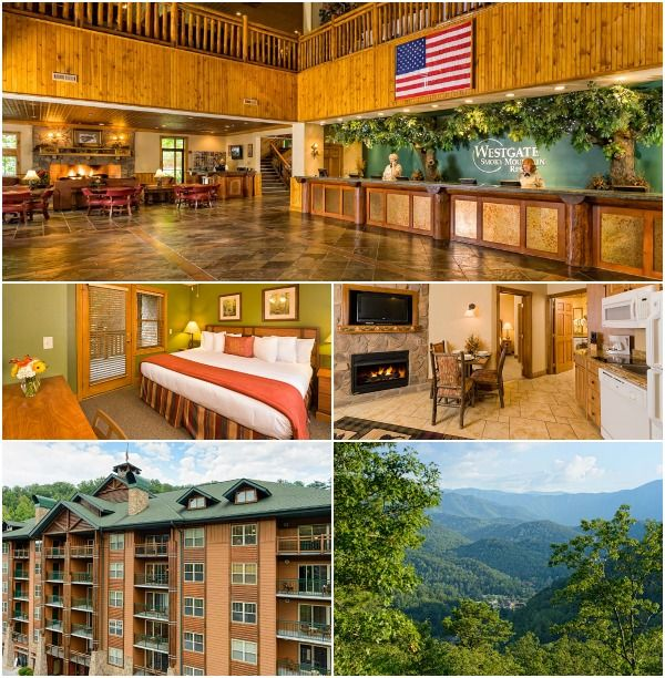 Westgate Smoky Mountain Resort and Spa {Review}