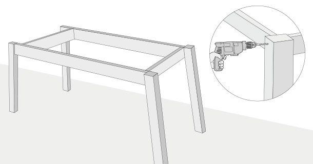 Hágalo Usted Mismo - ¿Cómo hacer y ambientar una mesa de comedor?