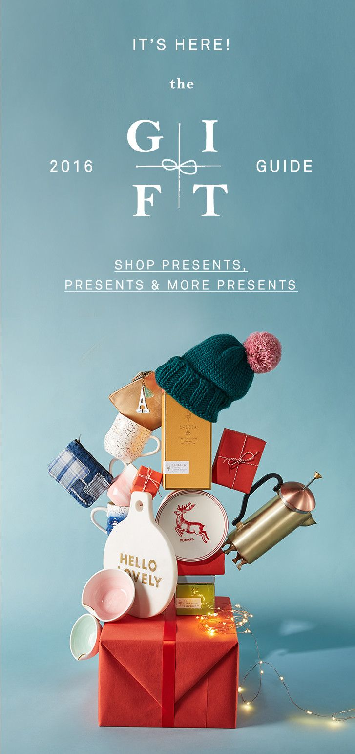 shop presents