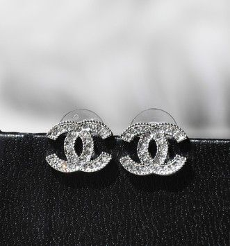 chanel earrings price. brand new authentic chanel earrings. get the lowest price on earrings d