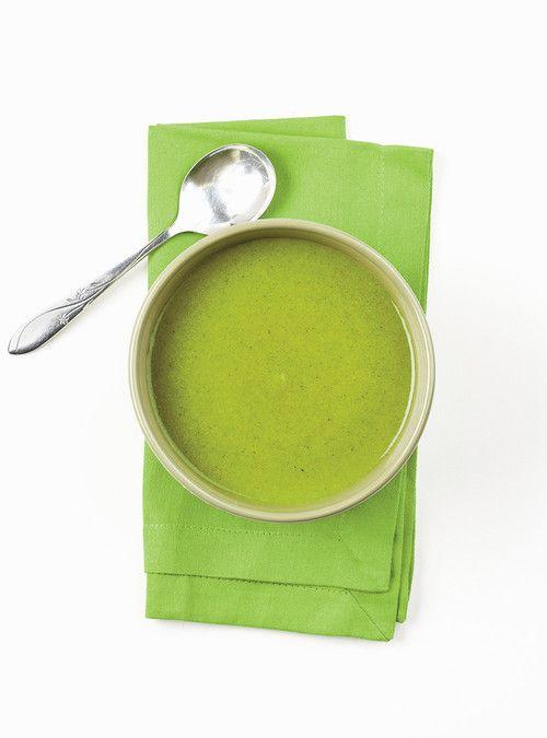 Potage au brocoli Recettes | Ricardo. 2 points ww