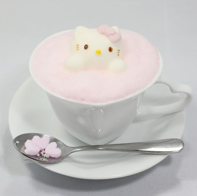 @home café x Hello Kittyコラボ♡