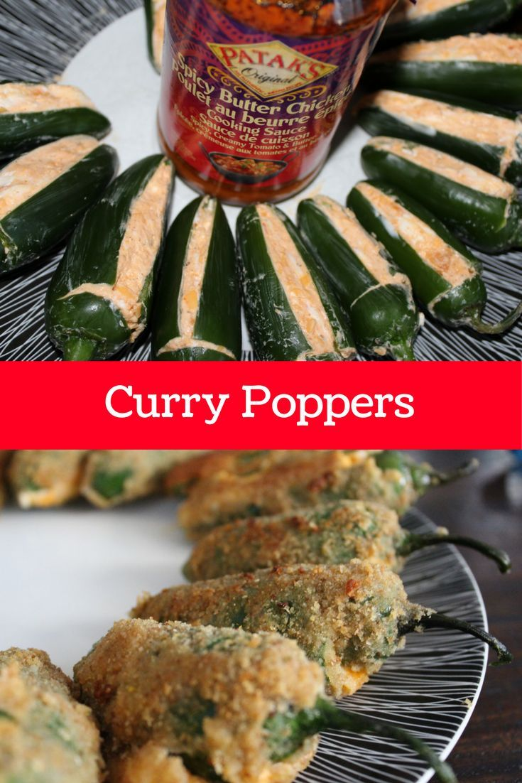 Easy Curry Poppers Perfect For Night And To Make These Are Sure Be A Hit