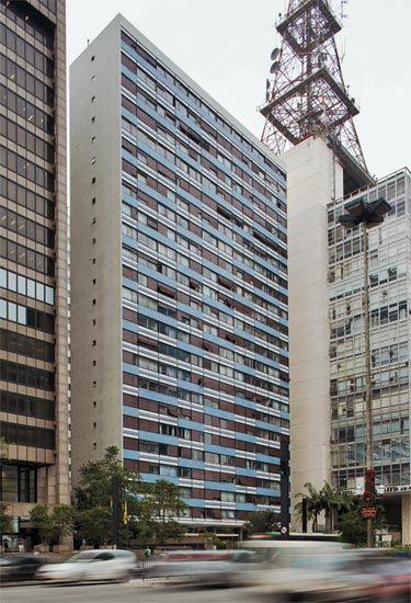 Edifício Pauliceia - São Paulo