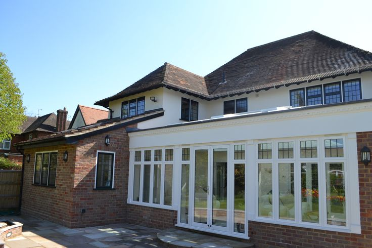 Double height extension & orangery Princes Risborough HP27