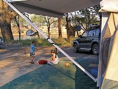 camp sites in vic
