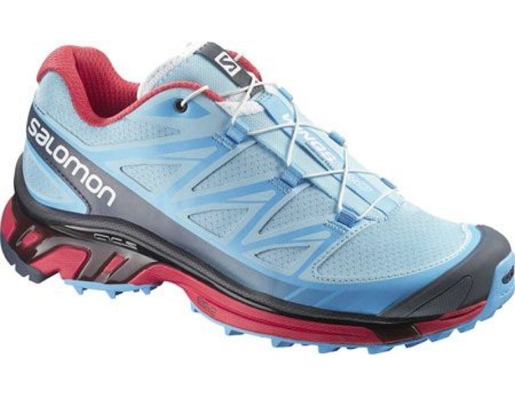 Pantofi alergare dama Salomon Wings Pro W - Pantofi alergare trail/teren accidentat - Pantofi alergare - Alergare - Sporturi