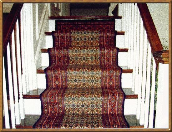 17 Best Images About Stair Treatments On Pinterest