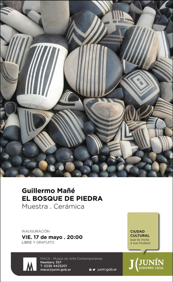 El Bosque de Piedras - Guillermo Mañé