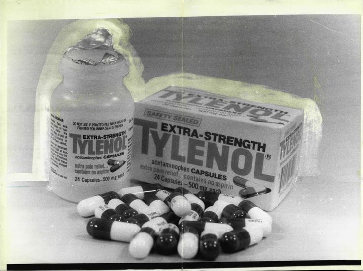 Johnson & Johnson, the makers of Tylenol, lost millions recalling bottles of the pills after seven people died