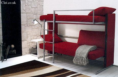 Sofa Bunk Beds