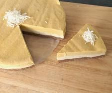 Recipe Raw Mango Cheesecake | Thermomix Gluten Free Recipe Competition | #glutenfree #thermomix