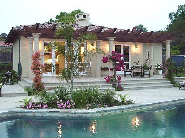 Mabli Residence - Pool House - Rancho Palos Verdes, California