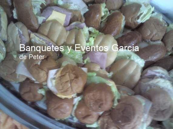 Coffee Económicos. Banquetes a domicilio. (ciudad de mexico)
