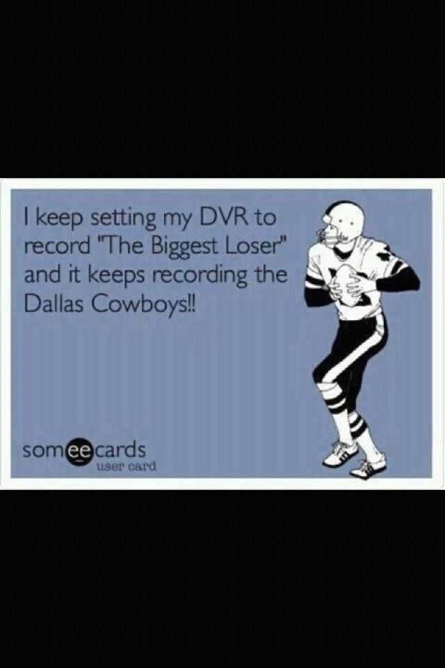 Oh Dallas, it sucks to be a Cowboy!