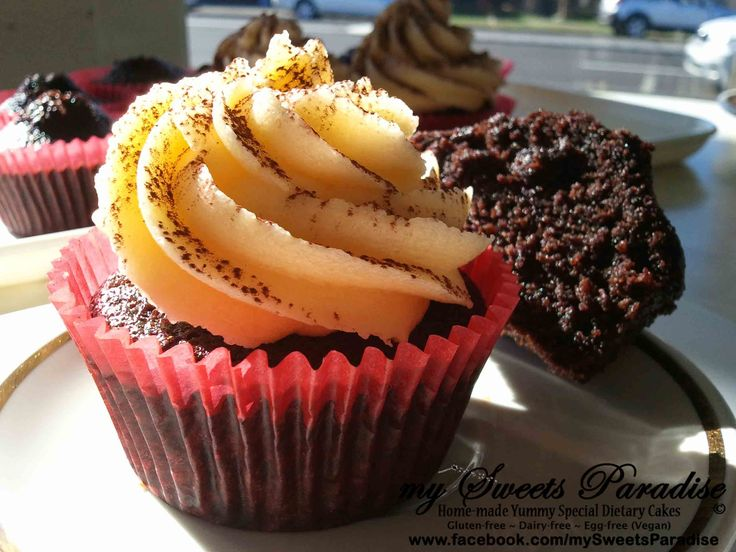 Allergy-friendly ready-to-eat Vegan Brownies Knight cupcakes will be available @ Sugarloaf Pattiserie in 37 President Avenue, Kogarah, NSW soon!