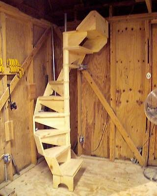 Best For Sale Plans For A Modular Spiral Staircase The 400 x 300