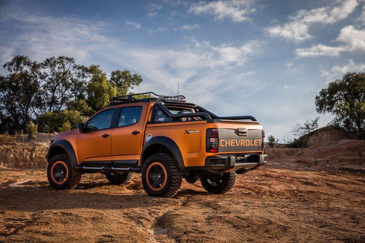 2016 Chevrolet Colorado Xtreme picture - doc671550