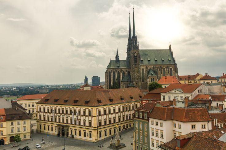 Petrov. Brno Czech republik.