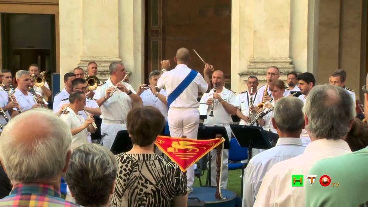 Banda Musicale della Marina Italiana - Il Canto degli Italiani - Inno Na...