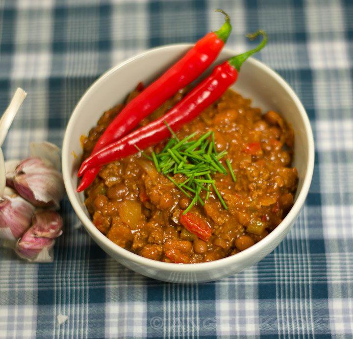 Heerlijke Chili Con Carne