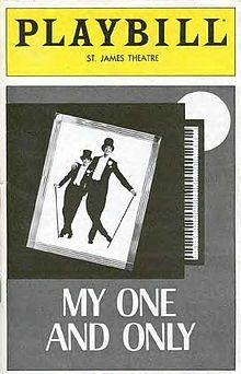 My One And Only with Tommy Tune and Stephanie Zimbalist
