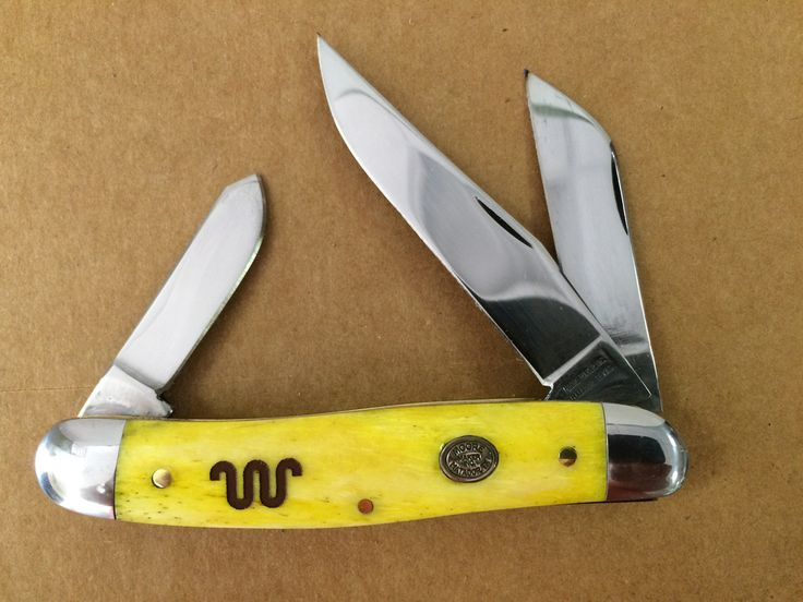 Stockman Knife - King Ranch Saddle Shop
