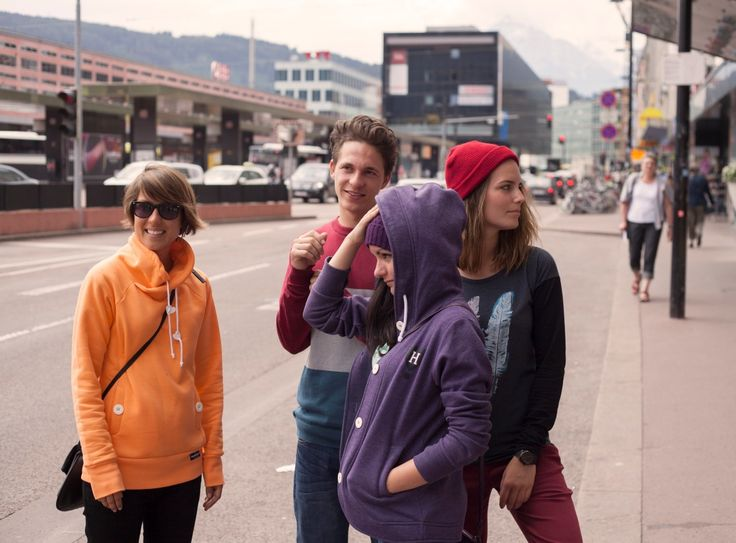Horsefeathers Fall 2015 / #waitingforwinter in Innsbruck