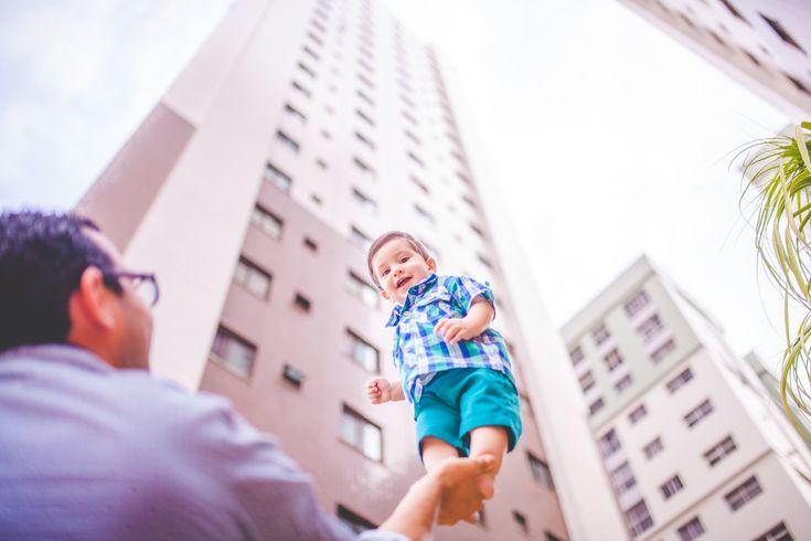 Egy apa, aki drasztikus lépésre szánta el magát, és az egészséges életet választotta.