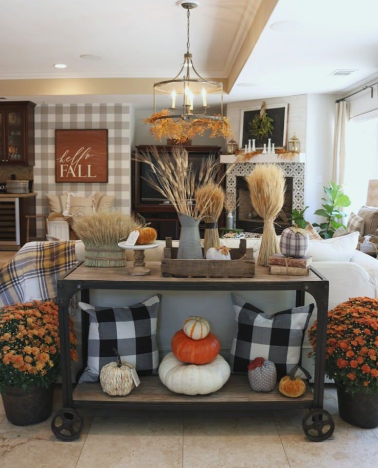 Looking For Inspiration Resources And Creative Ideas For Fall Decorating Here Are Some Of Our Favorite Decor Items A Indoor Fall Decor Cozy Fall Decor Decor
