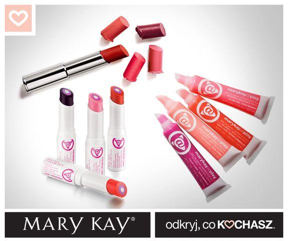 W Twojej torebce nie może ich zabraknąć! #marykaypolska #marykay #marykayatplay #lipstick #blyszczyk #pomadka #usta