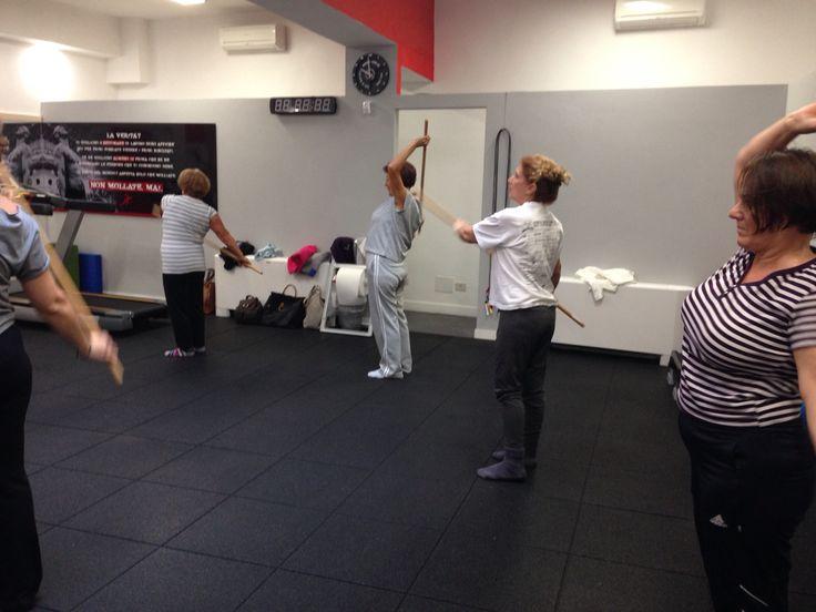 Ginnastica posturale e soft gym