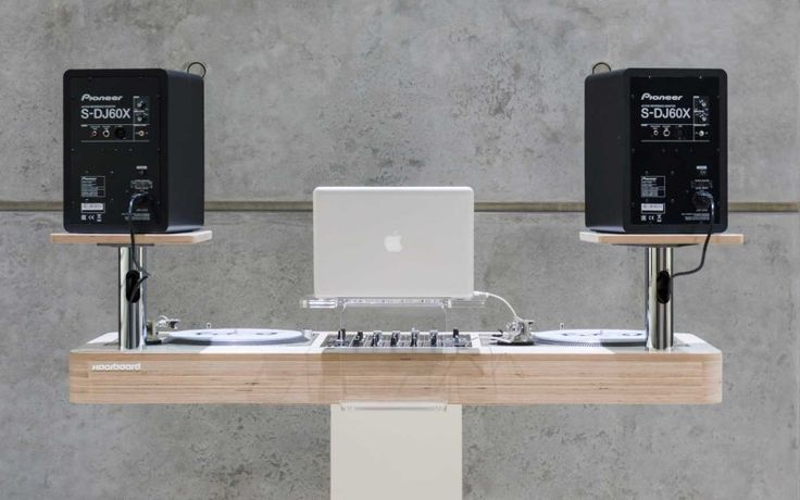 Stereo.T | Hoerboard – Pro Audio & DJ Furniture More