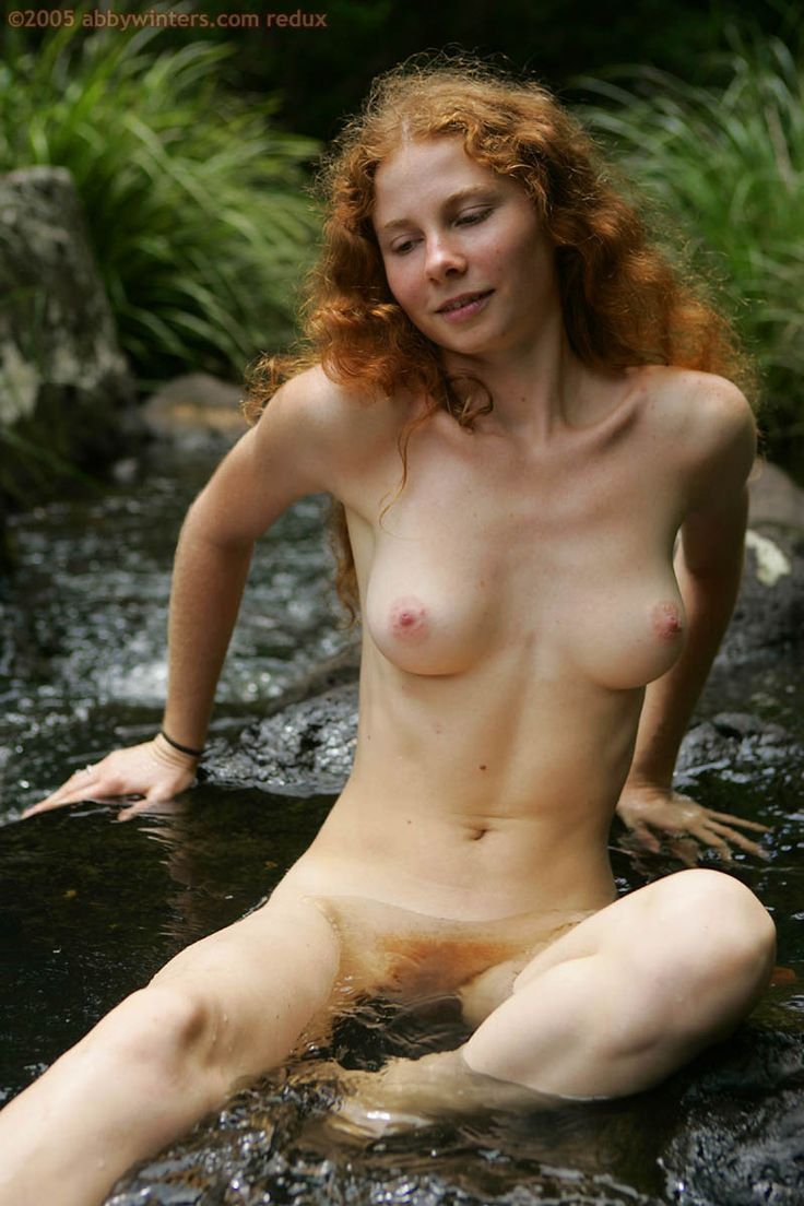 Hairy female redhead nudist, teri weigel interracial