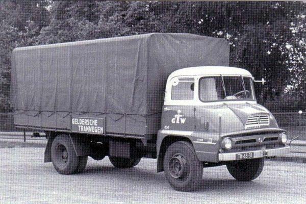 THAMES TRADER TB-63-31  GTW